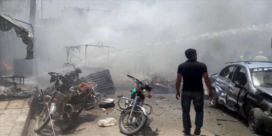 Suriye'nin kuzeyinde iki patlama: 2 ölü