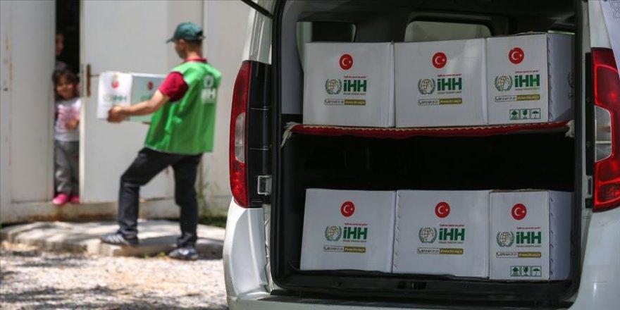 İHH 95 bin 434 yetimin aylık bakımını üstleniyor