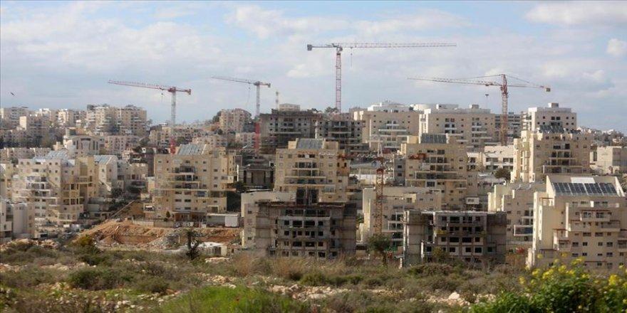 Filistin yönetiminden 'İsrail'in yeni konut inşa kararına' tepki