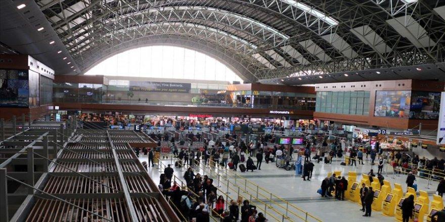 İSG'yi ilk 7 ayda 20 milyon 80 bin yolcu kullandı