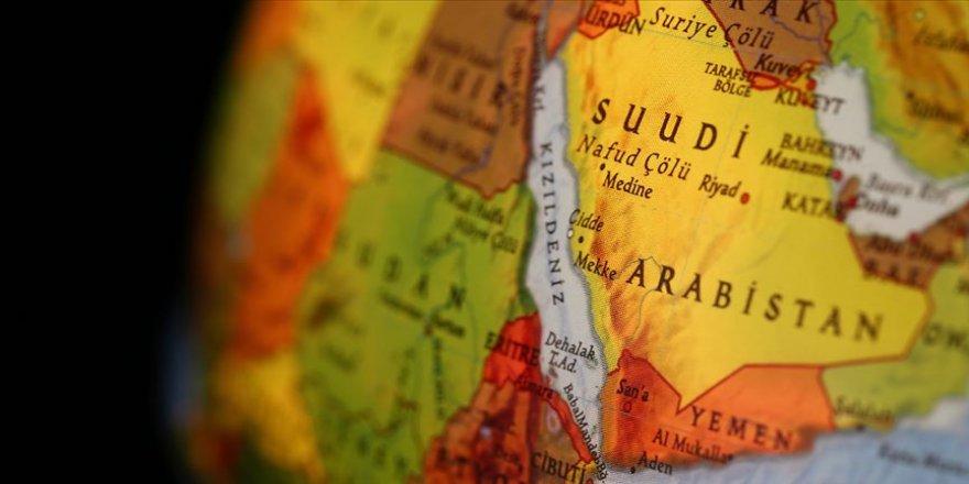 Suudi Arabistan Husilere ait İHA'yı düşürdü