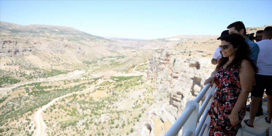 Anadolu'nun 'Büyük Kanyon'u tatilcileri bekliyor