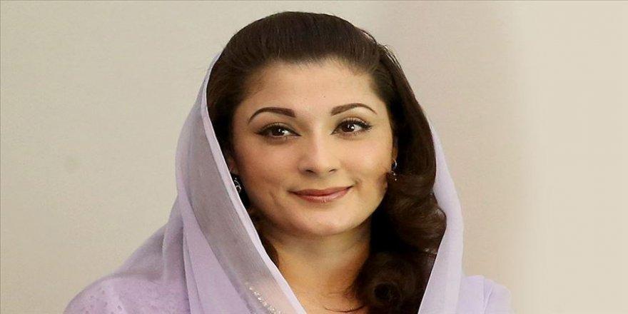 Eski Pakistan Başbakanı Navaz Şerif'in kızına 12 gün hapis