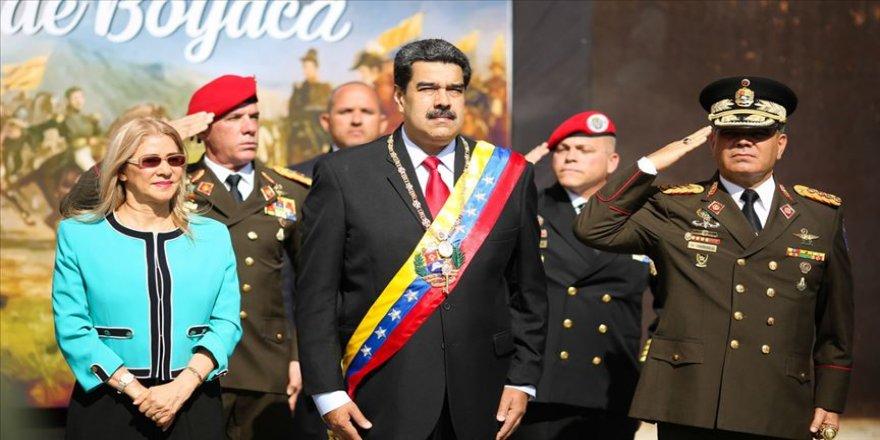 'ABD'nin her darbesi Maduro iktidarını güçlendiriyor'