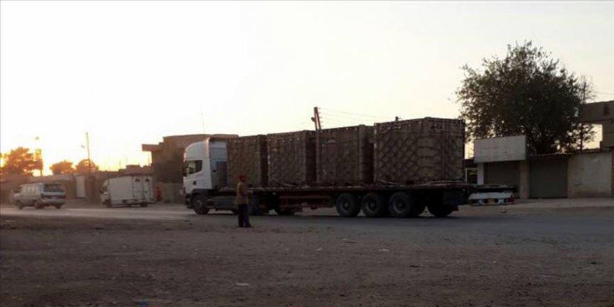 ABD, Fırat'ın doğusuna sevkiyatları sürdürüyor