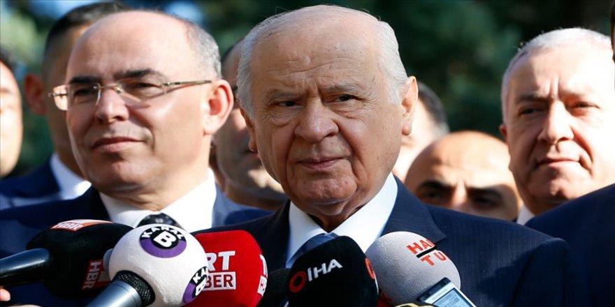 Türkiye'de erken seçime ihtiyaç yoktur'