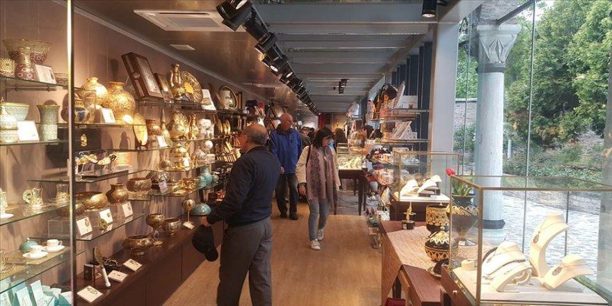 Türkiye'deki müze mağazalarına yabancılardan yoğun ilgi