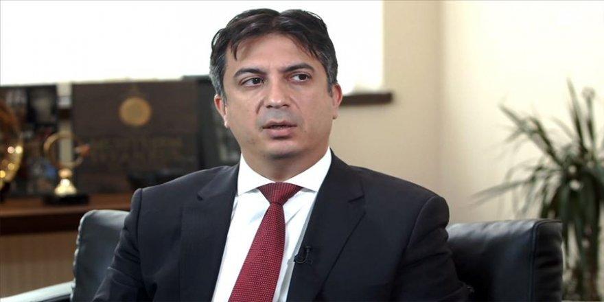 Türkiye'nin Kiev Büyükelçisi Güldere: Türkiye-Ukrayna ilişkilerinde dönüm noktası olacak