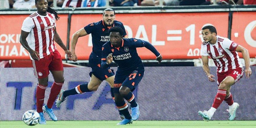 Medipol Başakşehir yoluna UEFA Avrupa Ligi'nde devam edecek