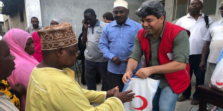 Türk Kızılay, 51 ülkede kurban eti dağıtıyor