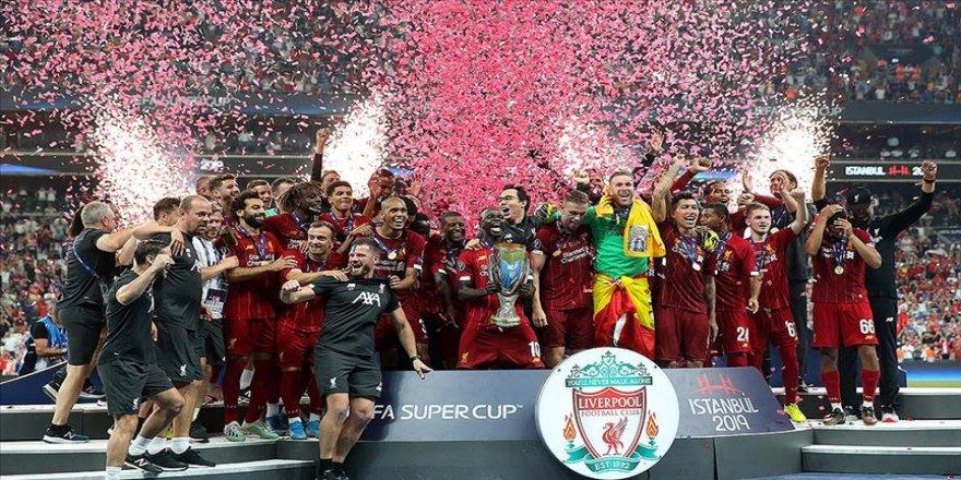 UEFA Süper Kupa, Liverpool'un