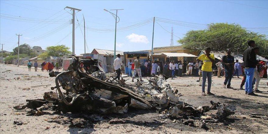 Somali'de bombalı saldırı: 7 ölü
