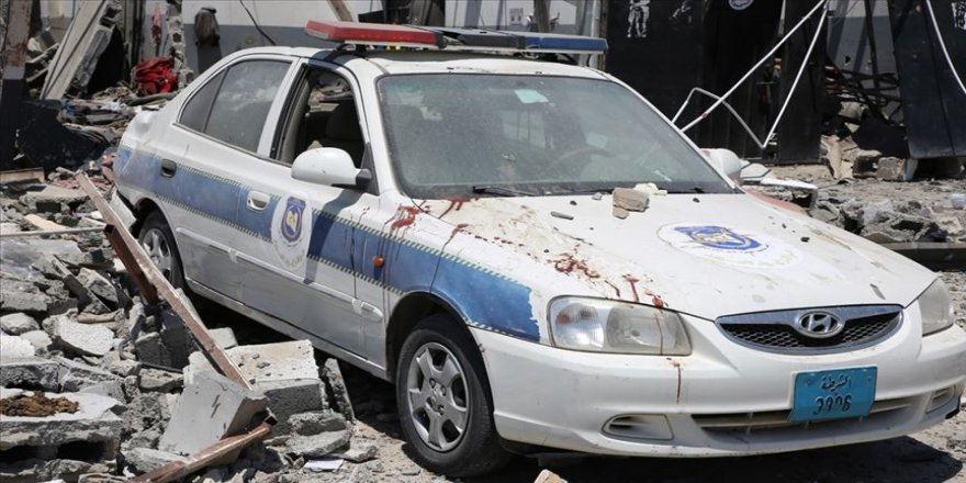 Libya'daki UMH'den uluslararası topluma tepki