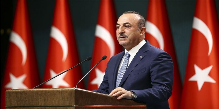 Çavuşoğlu: Türkiye'nin kardeş Sudan'a desteği artarak devam edecek