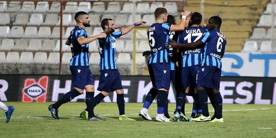 Adana Demirspor, Balıkesir'i rahat geçti