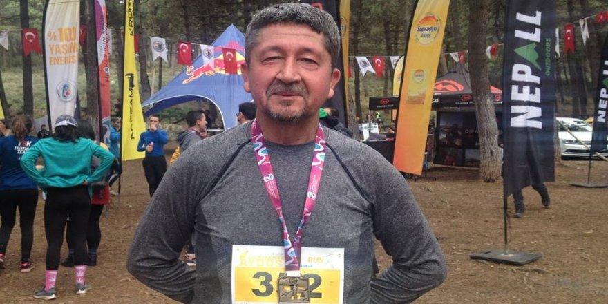 Rıdvan Şükür, Frig Ultra Maratonu'na katılıyor