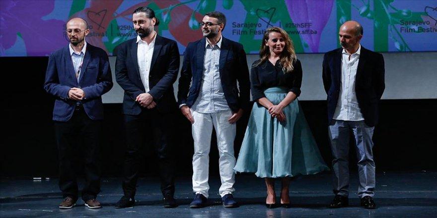 'Dilsiz' dünya prömiyerini Saraybosna'da yaptı