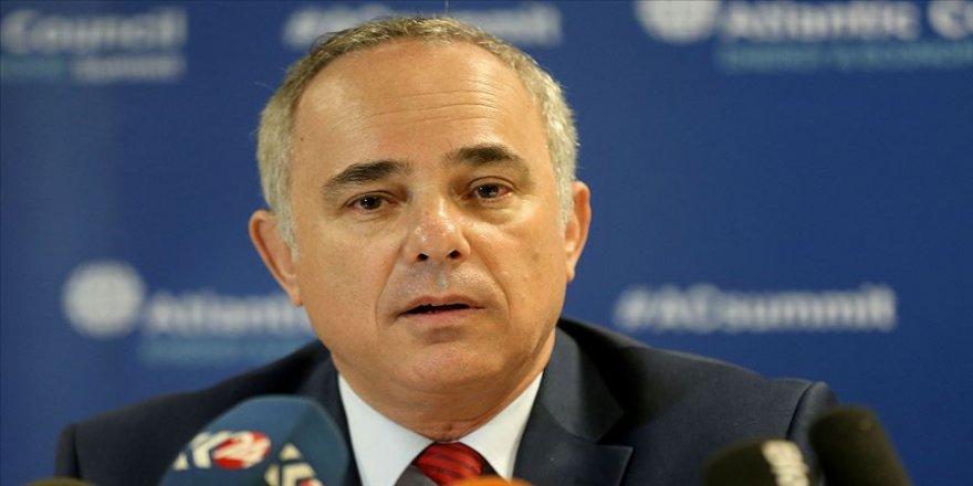 İsrail Enerji Bakanı Steinitz: Gazze'ye geniş çaplı askeri operasyona hazırlanıyoruz