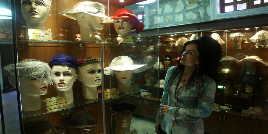 Kastamonu Şapka Müzesi'ne yoğun ilgi