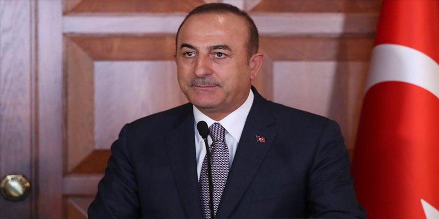 Dışişleri Bakanı Çavuşoğlu: İdlib'in statüsünün korunması için çalışıyoruz