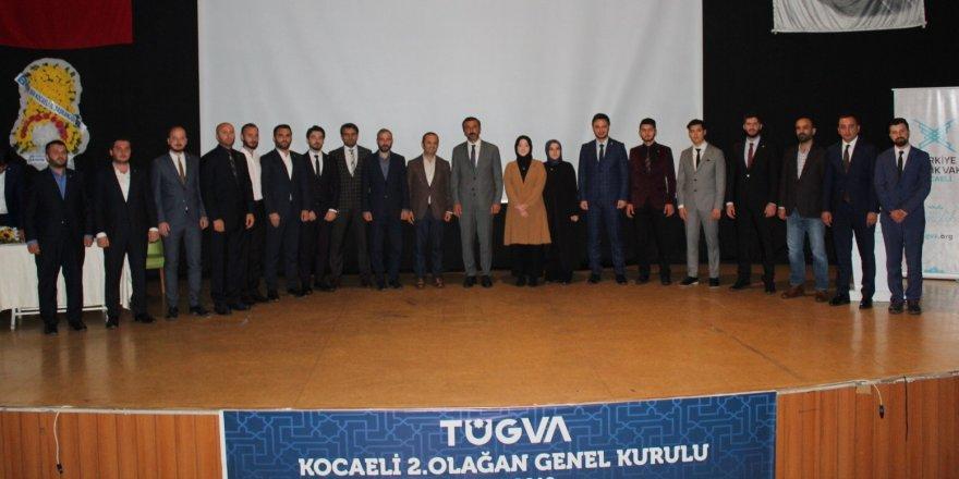 TÜGVA'da Akbulut yeniden seçildi