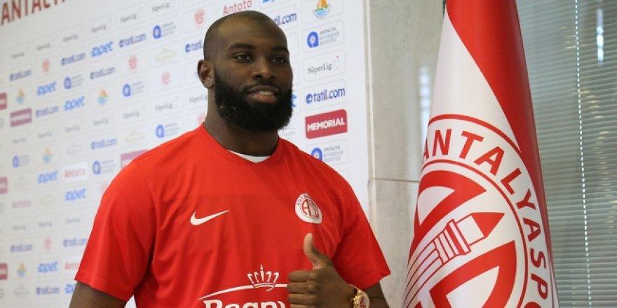Antalyaspor ayrılığı açıkladı