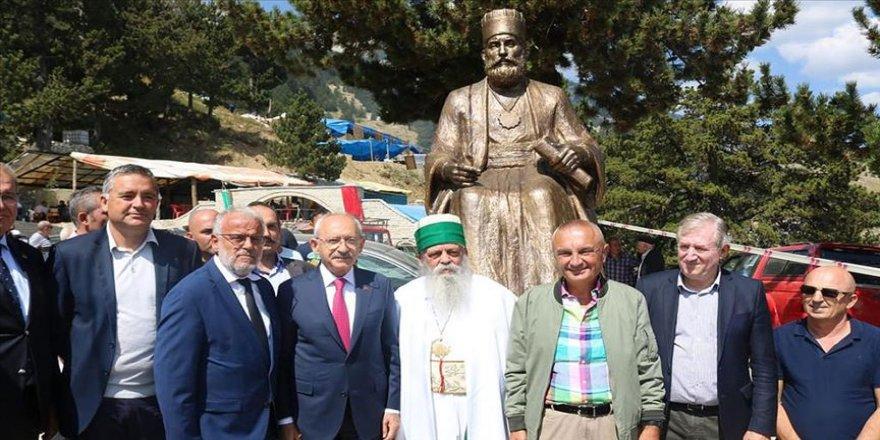 Kılıçdaroğlu, Arnavutluk'ta Tomor Dağı Etkinlikleri'ne katıldı