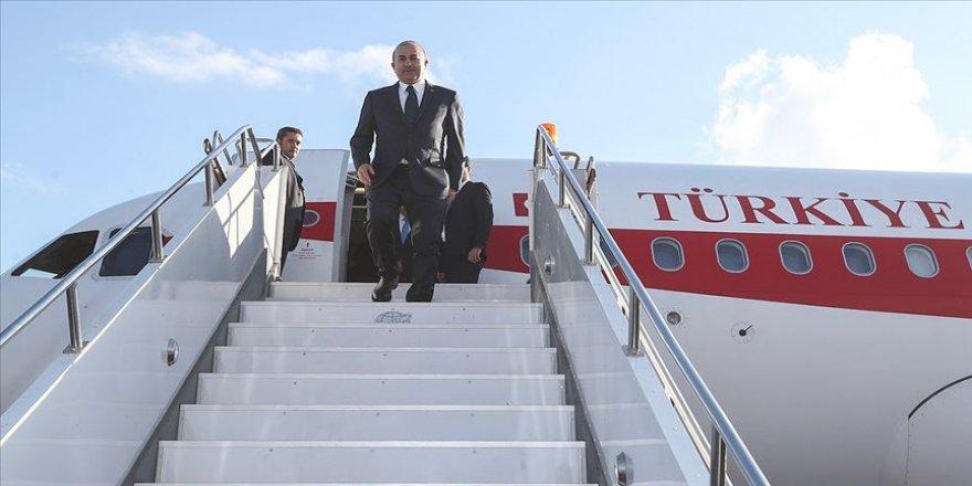 Dışişleri Bakanı Çavuşoğlu Lübnan'da