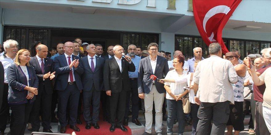 CHP Genel Başkanı Kılıçdaroğlu: Ayrımsız ve herkesi kucaklayan bir siyaset anlayışımız var