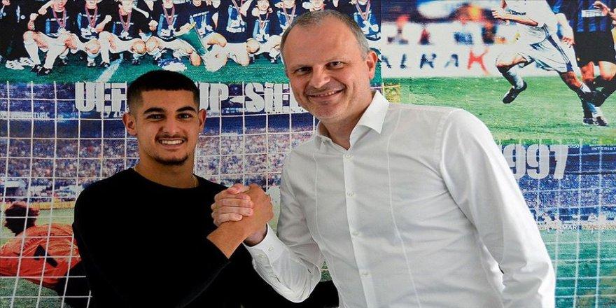 Schalke 04, Levent Mercan ile profesyonel sözleşme imzaladı