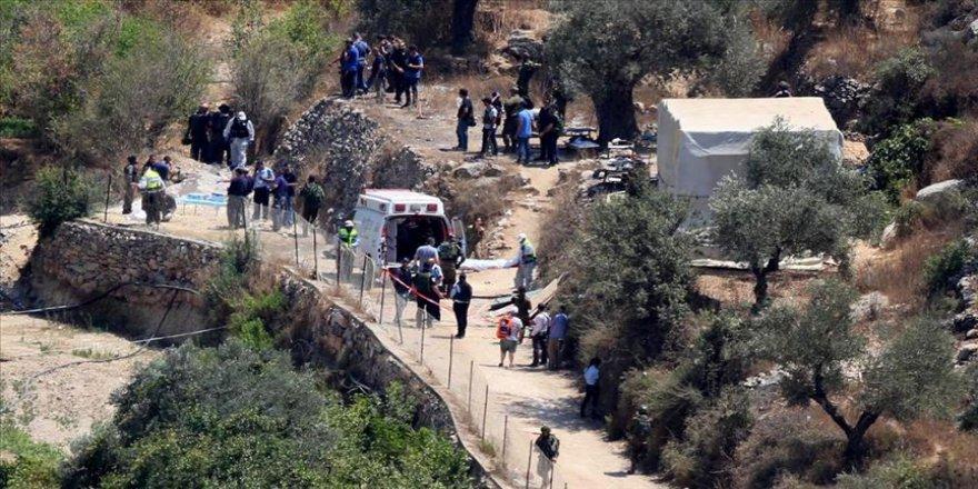 Batı Şeria'daki patlamada yaralanan 3 İsrailliden biri öldü