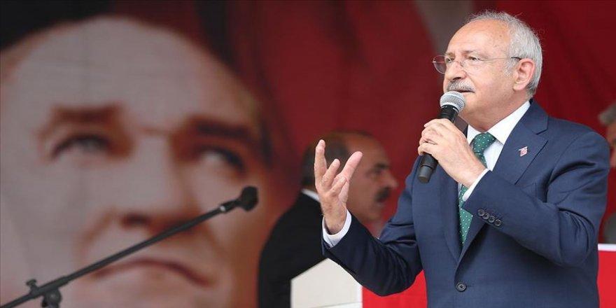 Kılıçdaroğlu: Önce demokrasi demek zorundayız