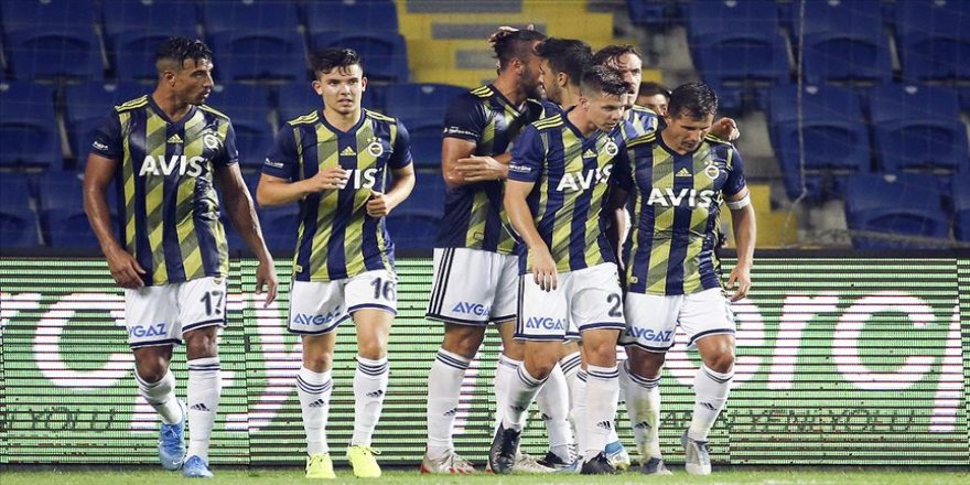Fenerbahçe son dakika golüyle kazandı