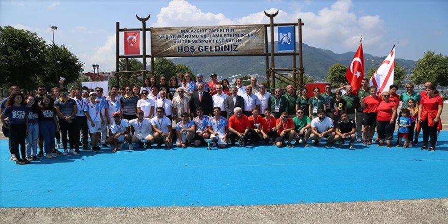 3. Uluslararası Malazgirt Zafer Kupası Okçuluk Yarışması sona erdi