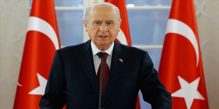 MHP Genel Başkanı Bahçeli: Terörün kökü kazınmalıdır