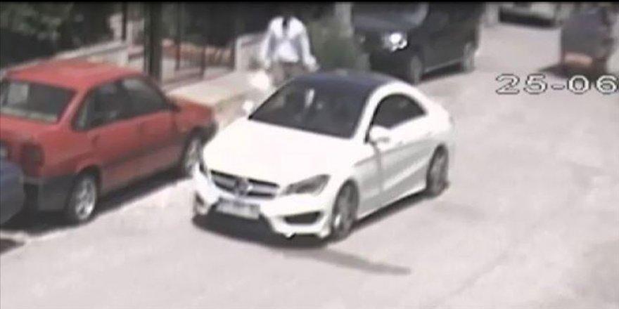 Adana'daki 4 milyon 795 bin avroluk hırsızlık kamerada