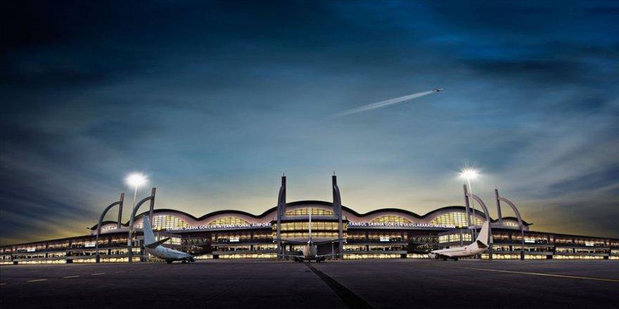 Sabiha Gökçen Havalimanı'nda ikinci pist çalışmaları sürüyor