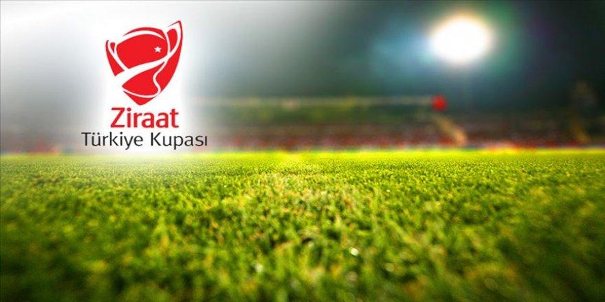 Ziraat Türkiye Kupası heyecanı başladı