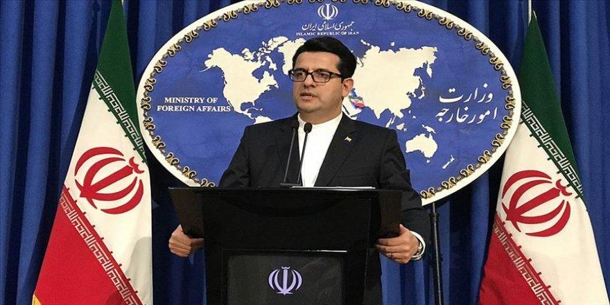 İran'dan ABD merkezli vakıfla bağlantılı isimlere yaptırım kararı
