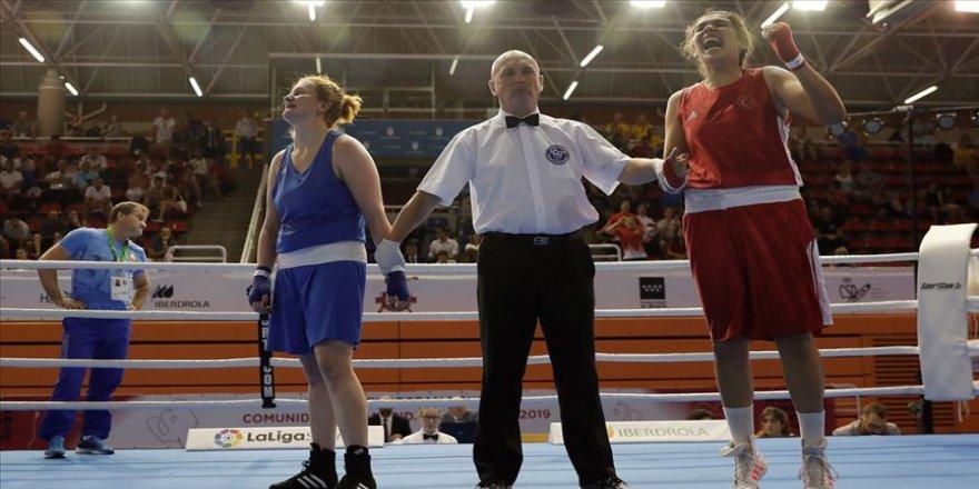 Avrupa Şampiyonasında kadın boksörlerden 4 madalya