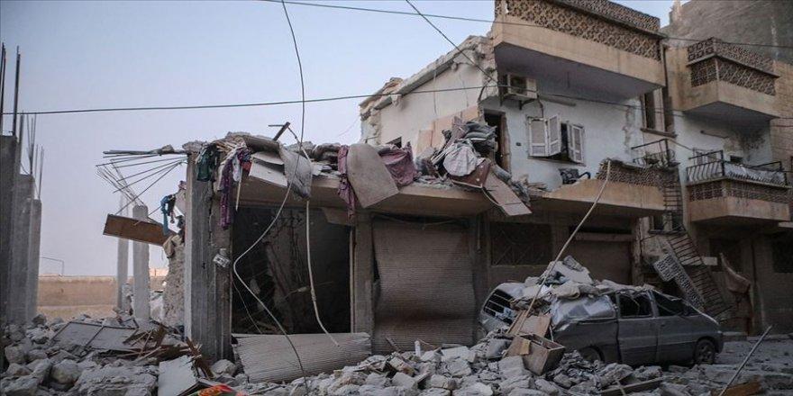 Rusya Savunma Bakanlığı: ABD, Rusya veya Türkiye'ye bildirmeden İdlib'e saldırdı