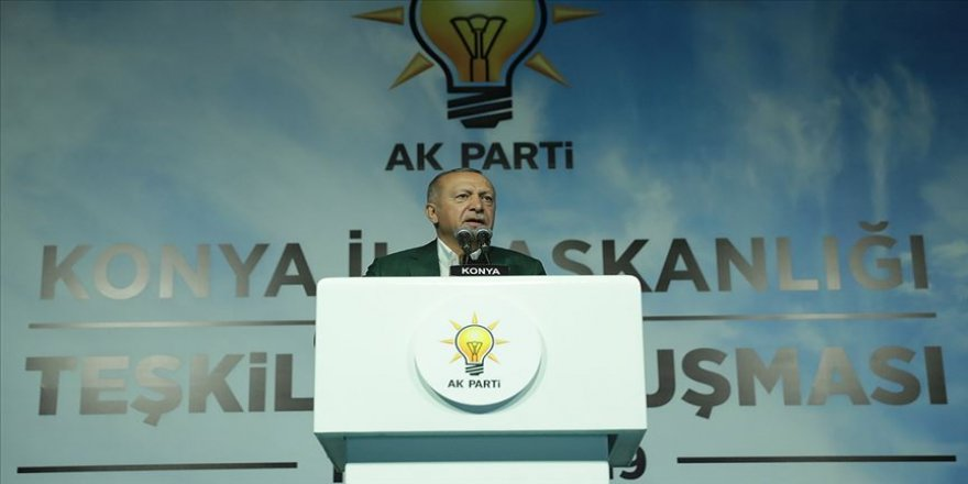 Cumhurbaşkanı Erdoğan: Fırat'ın doğusundaki terör yuvalarını temizlikte kararlıyız
