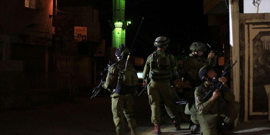 İsrail güçleri gece baskınlarını sürdürüyor