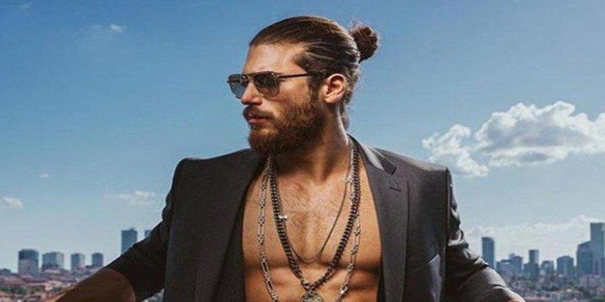 Can Yaman İtalyan modelle kaçamak yapmış