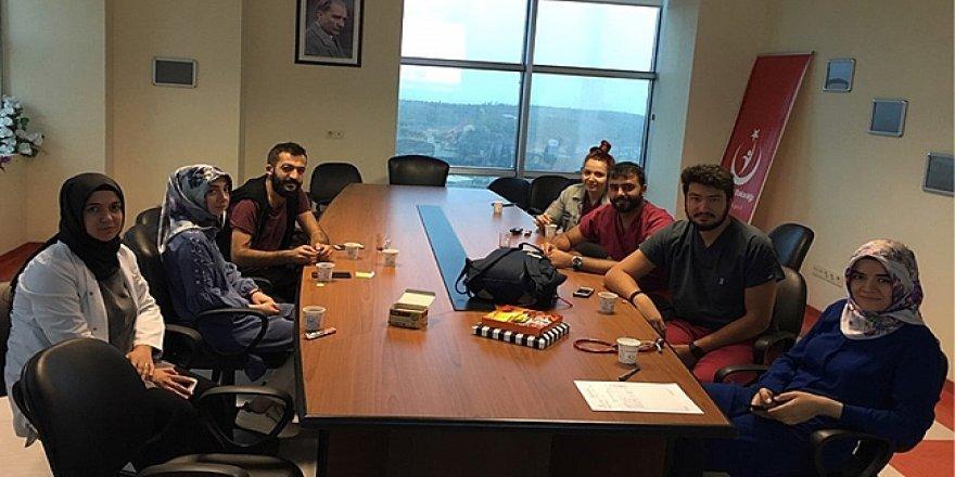 Dilovası'nda e-Nabız eğitimi verildi