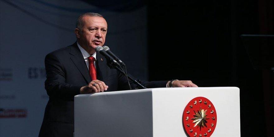 Erdoğan: 2020 için yüzde 5 büyüme oranına kilitleneceğiz