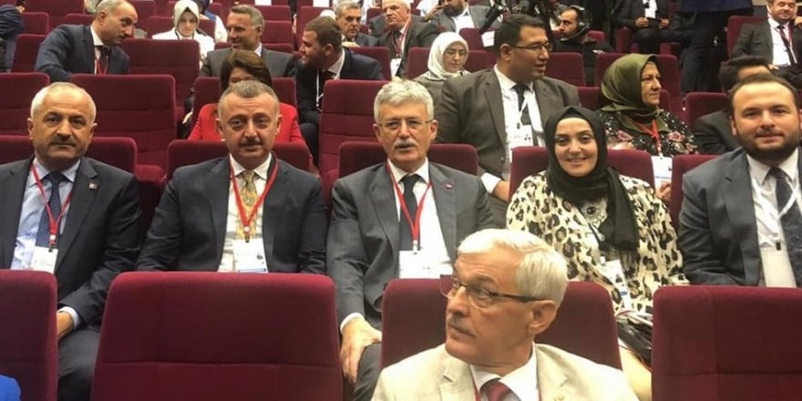 AK Parti Kocaeli'den Ankara çıkarması