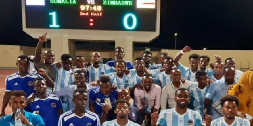 Somali 35 yıl sonra ilk kez kazandı