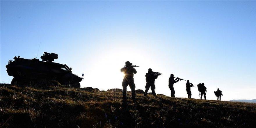 Kansuva'yı şehit eden teröristler etkisiz hale getirildi