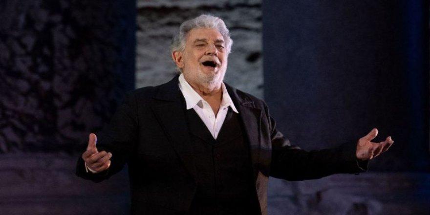 Placido Domingo'ya soruşturma açıldı